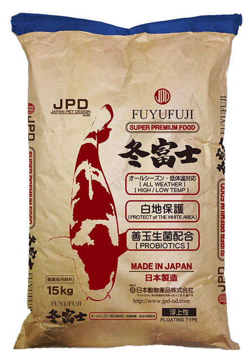 JPD0006-JPD FUYUFUJI ALL WEATHER 15 KG (FLOATING)