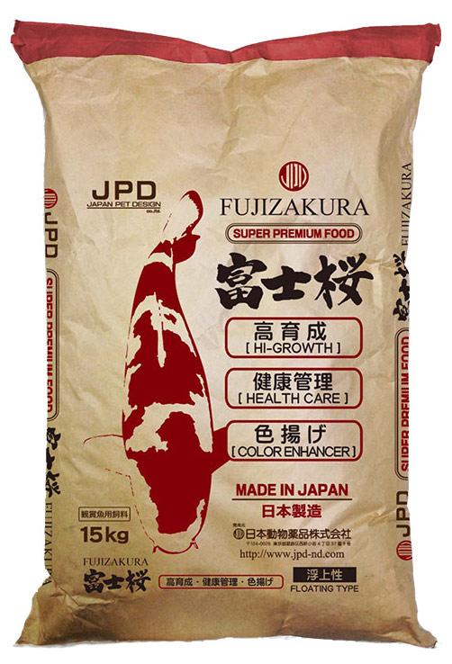 JPD FUJIZAKURA HEALTH DIET 15KG (L, M)