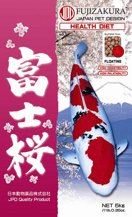 JPD FUJIZAKURA HEALTH DIET 5KG (L, M)